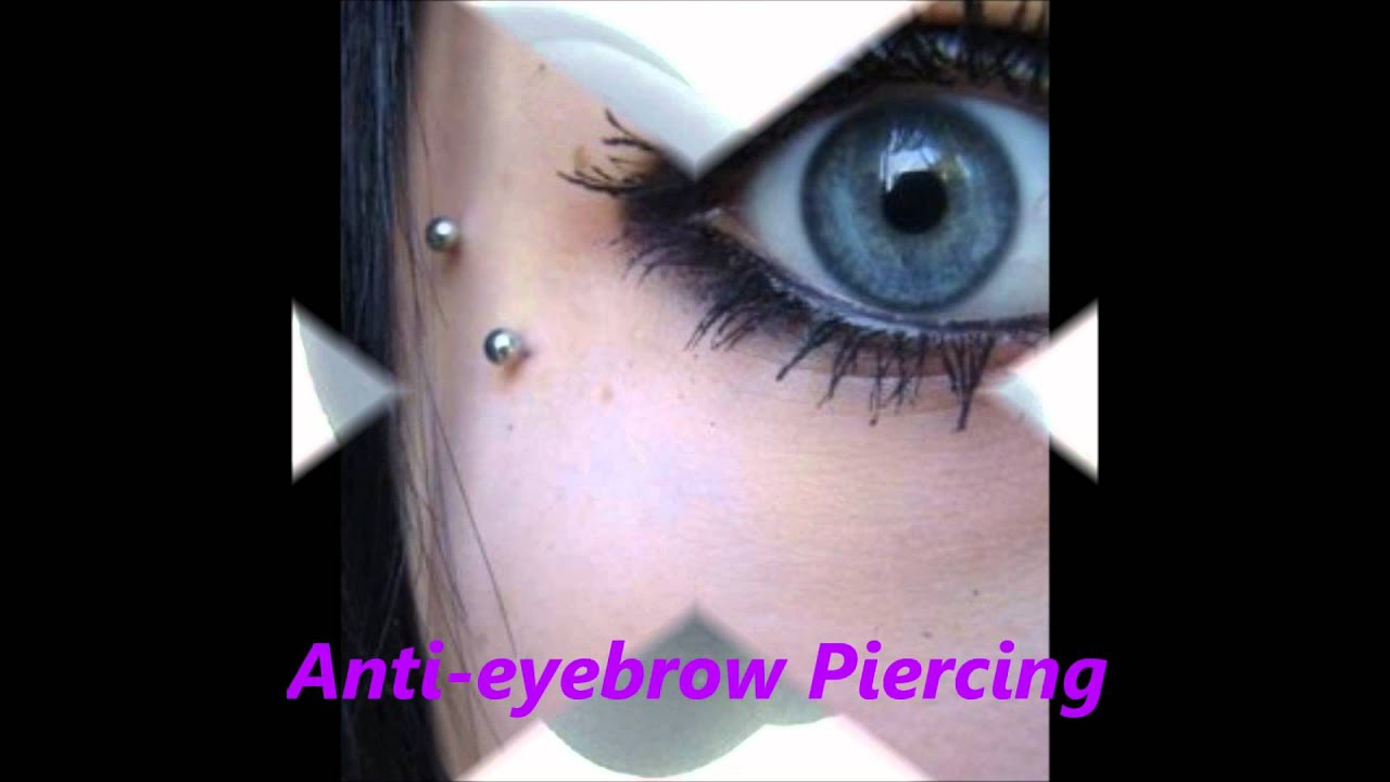 Different Body Piercings Types