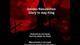 Watch Golden Resurrection Glory To My King video