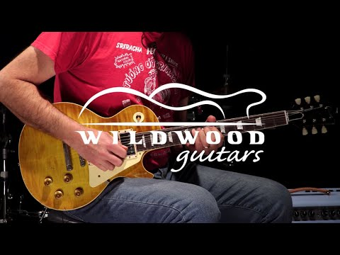 Gibson Custom Shop Wildwood Spec by Tom Murphy 1958 Les Paul Standard  •  SN: 80021
