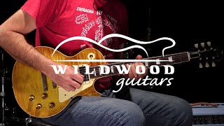 Baixar Gibson Custom Shop Wildwood Spec by Tom Murphy 1958 Les Paul Standard  •  SN: 80021