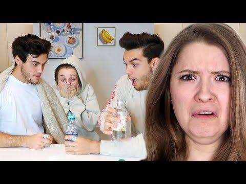 HIGHSCHOOL DROPOUTS TAKE FINALS ft Dolan Twins - Emma Chamberlain Reaction