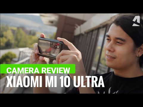 Xiaomi Mi 10 Ultra camera review