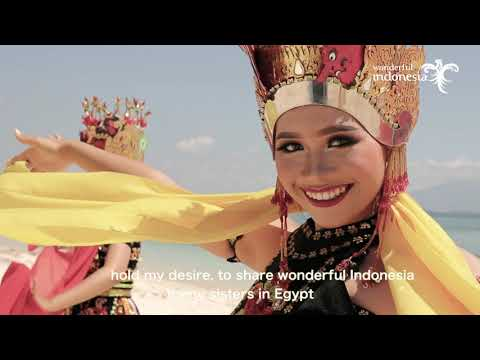 Miss Eco Indonesia 2018 Tourism video