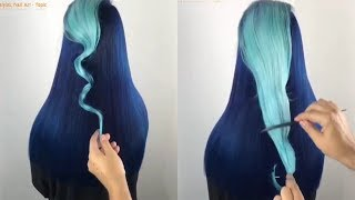 NEW Hair Color Transformation - 12 Amazing Beautiful Hairstyles Tutorial Compilation March 2018!