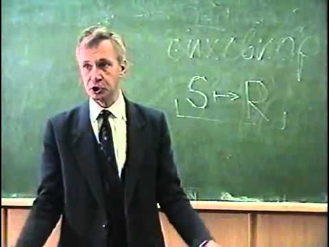 Лекция 5, Психология поведения, Петухов В.В.
