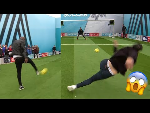 Absolute chaos as EVERYONE struggles to volley! | Soccer AM Pro AM