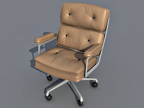 Free 3D Office-Chair Models