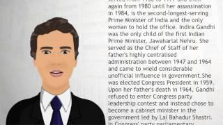 Indira Gandhi - Wiki Videos
