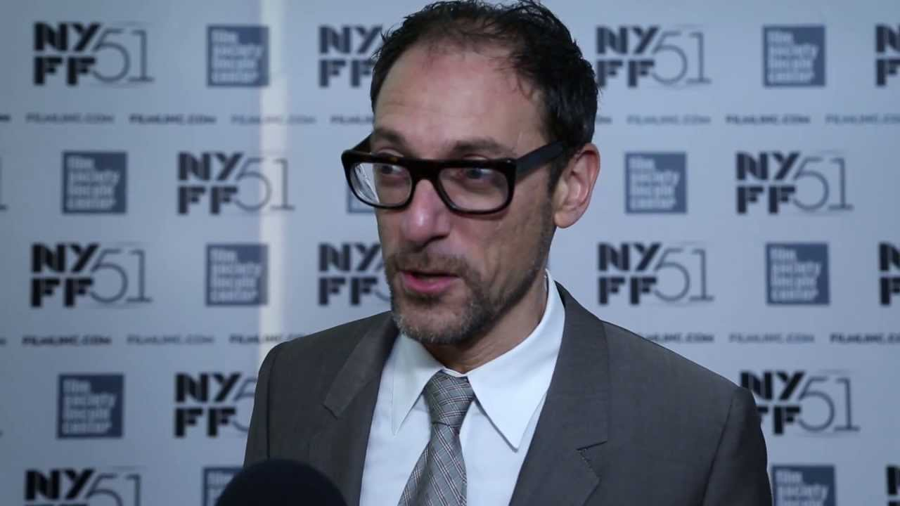 "NYFF51: Ben Lewis | ""Google and the World Brain"" Red Carpet"