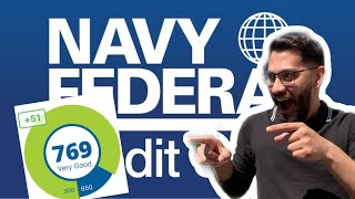 Navy Federal Pledge Loan (How My Credit INCREASED 50pts)