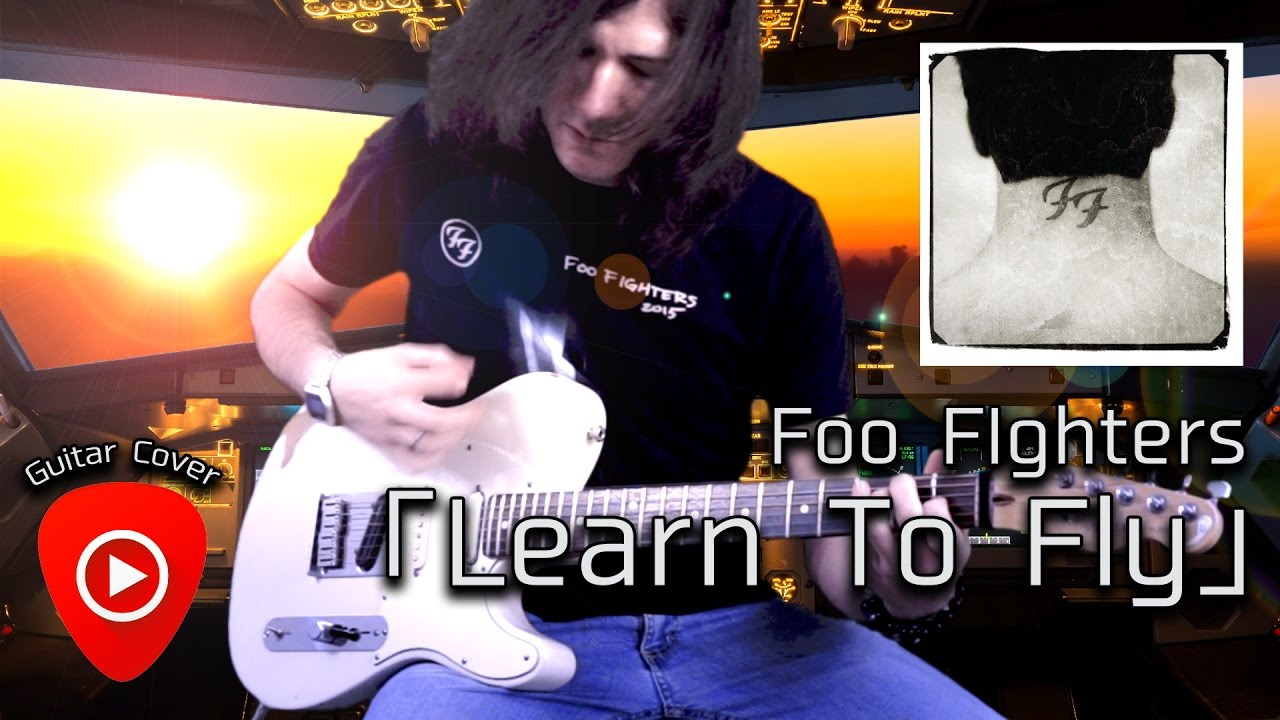 Learn To Fly Tab by Foo Fighters - Guitar 2 - Overdriven ...