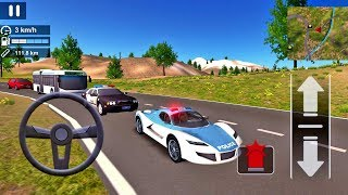 Police Car Driving Offroad #5 - Police Game Android IOS gameplay #carsgames