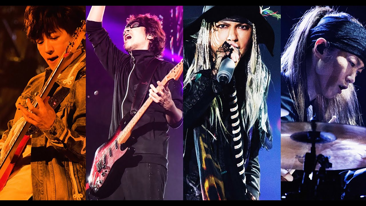 WOWOW × L'Arc~en~Ciel 30th L'Anniversary Special Collaboration