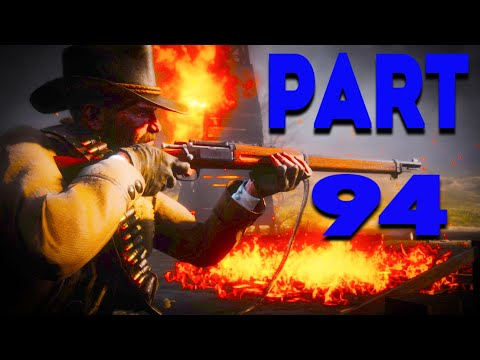 RED DEAD REDEMPTION 2 gameplay walkthrough part 94-THE KING'S SON-STEALTH KILLS-NO COMMENTARY(RDR2) - 동영상