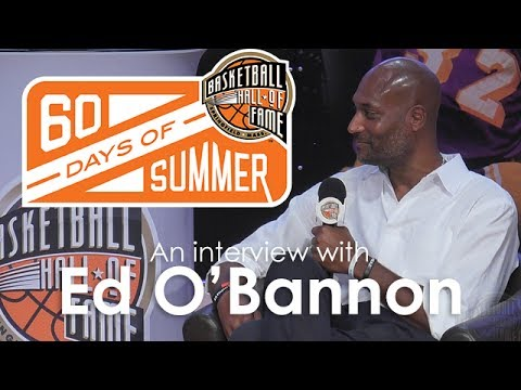 Ed O'Bannon - 60 Days of Summer 2017 interview