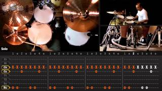 Download Rock N' Roll - Led Zeppelin (aula de bateria) Mp3 and Videos