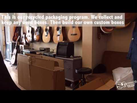 Sun-Sounds - Recycled Packaging Program - Malta Export