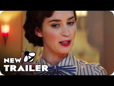 Mary Poppins Returns Trailer 2 (2018)