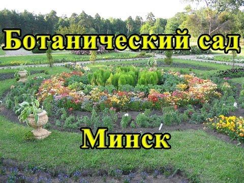 Ботанический сад. Минск 2016. 1 часть. Botanical Garden. Minsk 2016. Part 1