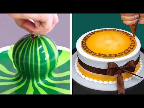 Most Satisfying Cake