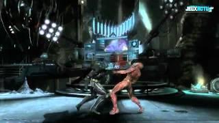 Injustice Gods Among Us - gameplay trailer