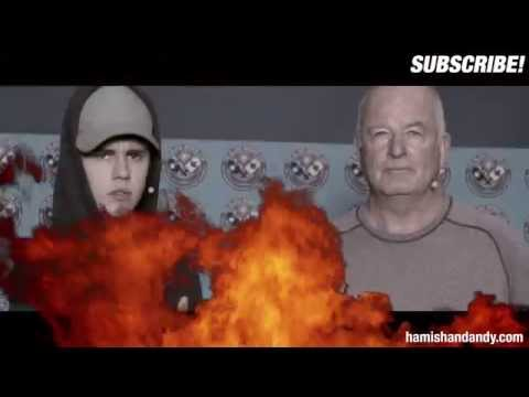 The Blake Bieber Cup | Hamish's Dad VS Justin Bieber