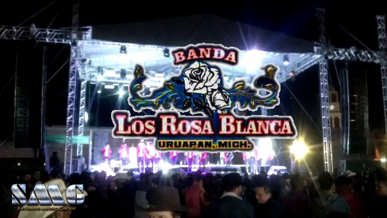 Banda los rosa blanca corridos 2017 del negociante for Blanca romero grupo musical