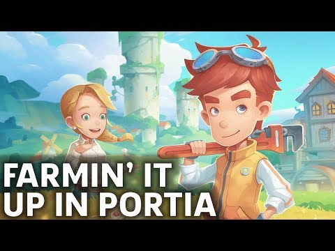 Is My Time At Portia Your Next Sim Game Obsession?