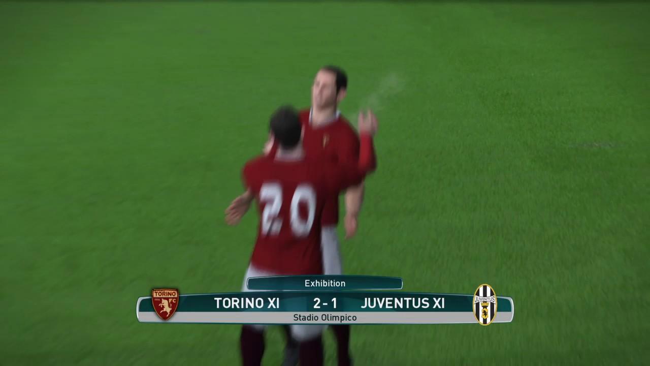 2cfd0fd23 Torino Classic vs Juventus Classic PES 2017 homenaje Il Grande Torino