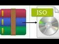 Convert any RAR/ZIP File to ISO (PSP)