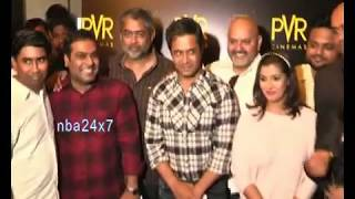 ACTION KING ARJUN INAUGURATES PVR CINEMA AT TRISULAM|VARALAKSHMI|NIBUNAN TEAM