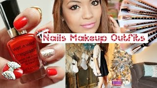 Glam On A Budget: Nail Art, Makeup, & Outfit Ideas | Belinda Selene