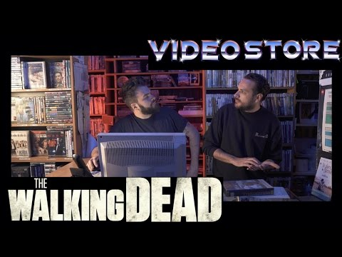 THE WALKING DEAD - VIDEOSTORE #5