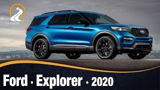 Ford Explorer 2020 | Información y Review