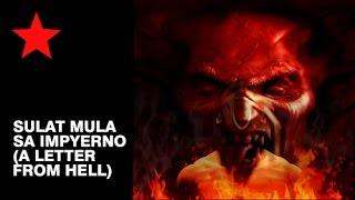 """Sulat Mula sa Impyerno Tagalog Version of """"A YOUNG MAN"""