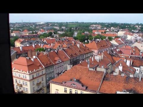 Poland - Kalisz panorama of the city / Polska - Kalisz panorama miasta