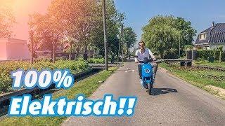DE ELEKTRISCHE SCOOTER VAN DE TOEKOMST! - NIU M1