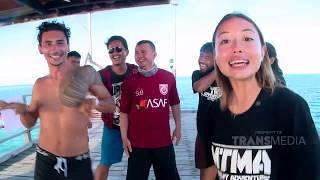 MTMA - Seru banget! Naik Surfing Board di Belakang Perahu (22/6/19) Part 2