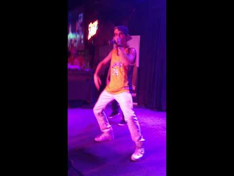 Aaron Carter - That's How I Beat Shaq (Louisville, KY 3-23-13)