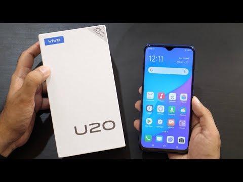 vivo U20 Smartphone Unboxing & Overview
