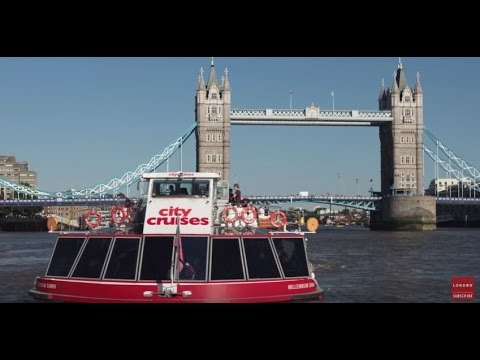 Thames River Cruise: Dine, Relax, See New Views | City Cruises