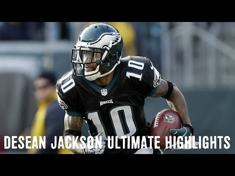"DeSean Jackson Ultimate Eagles Highlights l ""Come Home"" l HD l"