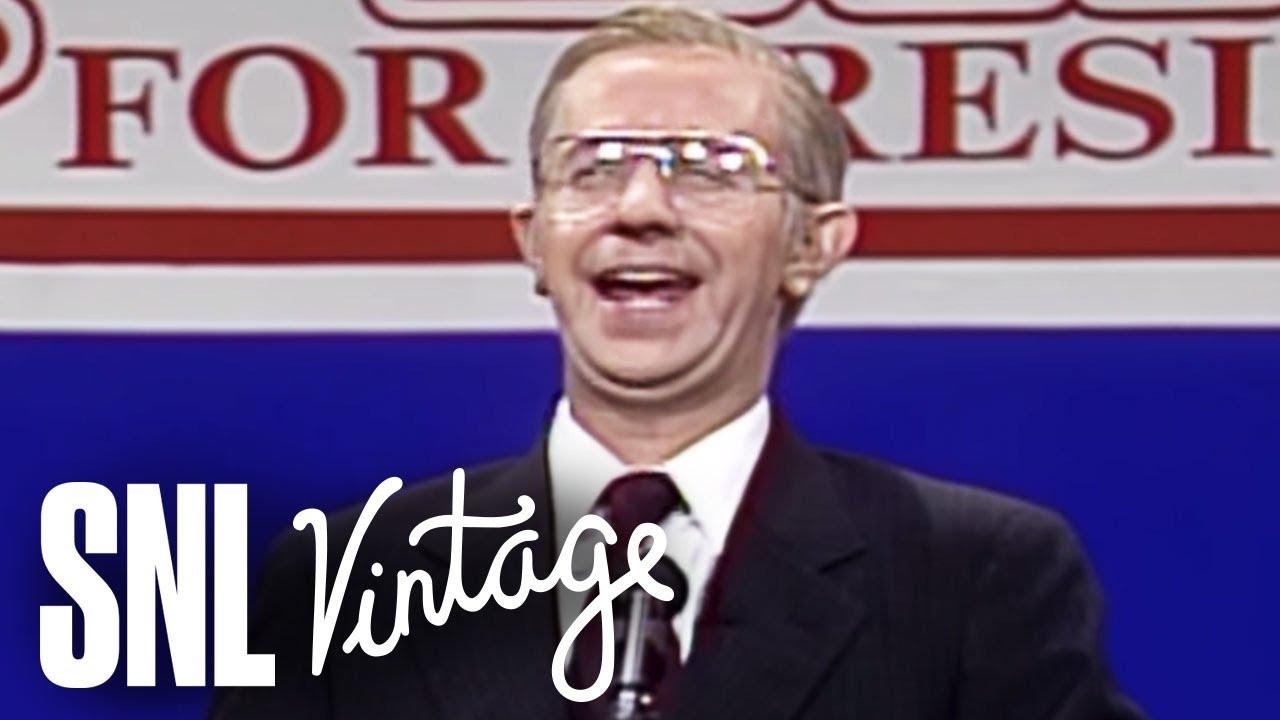 Perot Talks Dirty Tricks - SNL