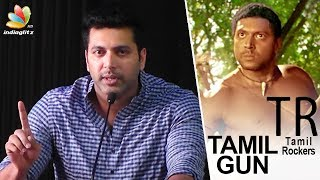If you're a true Tamilian, don't watch Vanamagan online : Jeyam Ravi Speech at Audio Launch