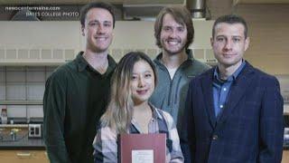 فريق من كلية بيتس يخلق جزيء التي يمكن أن محاربة الأمراض