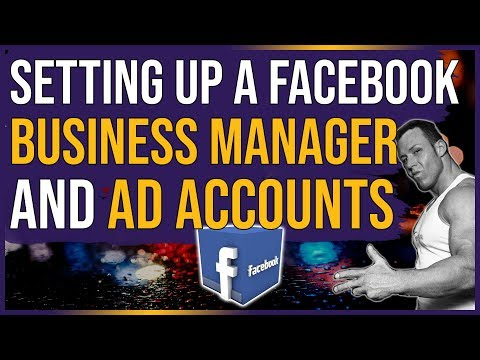 👨‍🏫 How To Setup Facebook Business Manager And Ads Account