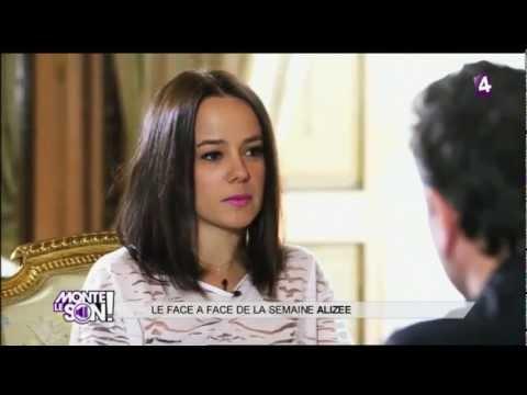 [SUB ESP] 300313 Alizée Interview: France 4 Monte le son !