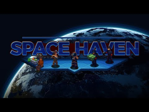 Space Haven Announcement Trailer