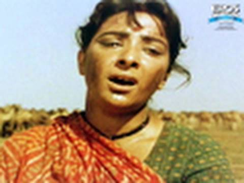 Nagari Nagari Dware Dware (Video Song) | Mother India | Sunil Dutt & Nargis