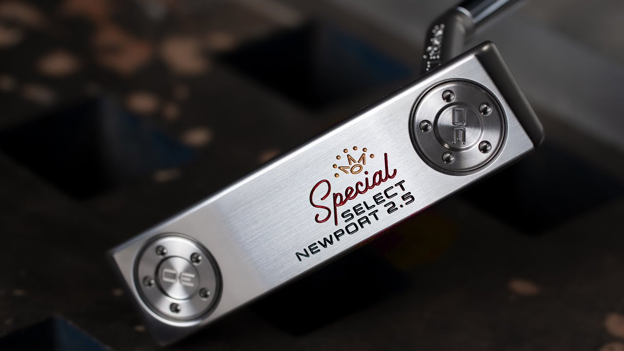 Special Select Tungsten Weights I Scotty Cameron Putters